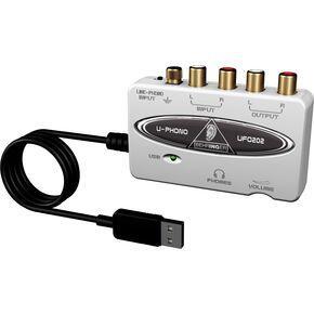 Terjual USB Audio Interface BEHRINGER UCA-202 / UCA-222 / UFO-202 / FCA-202  / UCG-102