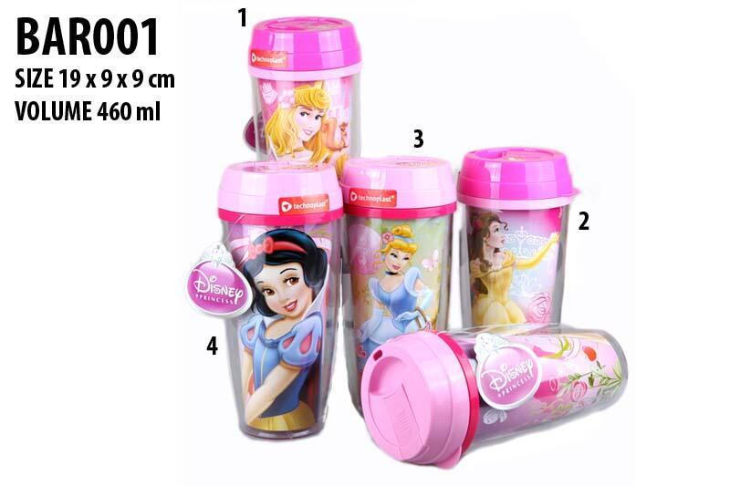 Tas sekolah, botol minum, lunch bag, Barbie, Princess, Tinkerbell reseller welcome