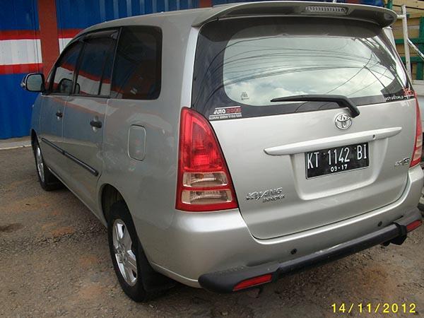 Kijang Innova G 2007 bensin SAMARINDA