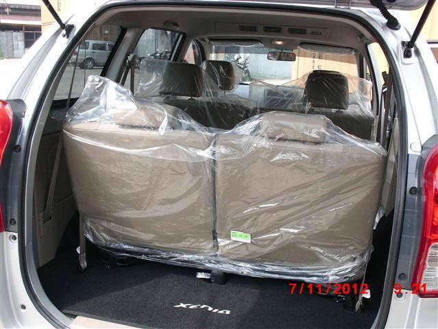 *** Daihatsu Allnew Xenia 2012 X MT STD OFF THE ROAD ***