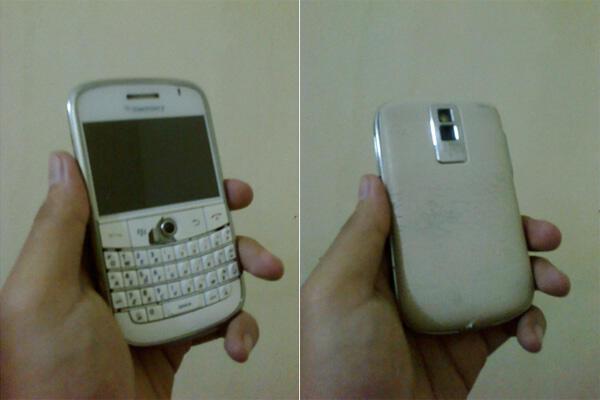 HP Blackberry Bold 9000 (Second Berkualitas)