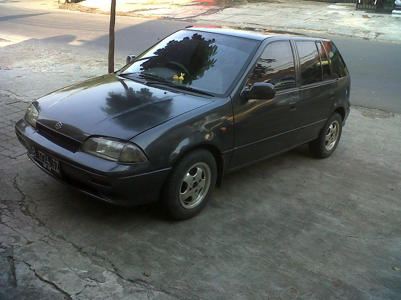 Jual Mobil Suzuki Amenity' 92