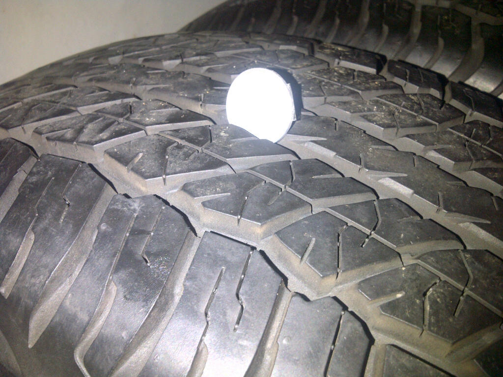 WTS Ban Jeep / SUV Dunlop Grandtrek AT