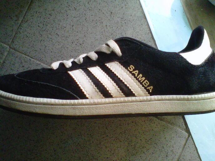 Adidas samba new replika without box [jogja]
