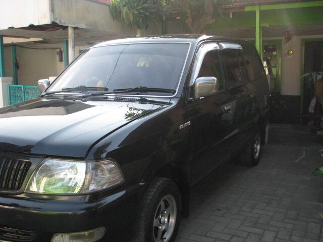 Jual Mobil Kijang LX tahun 2004 1800cc Bensin