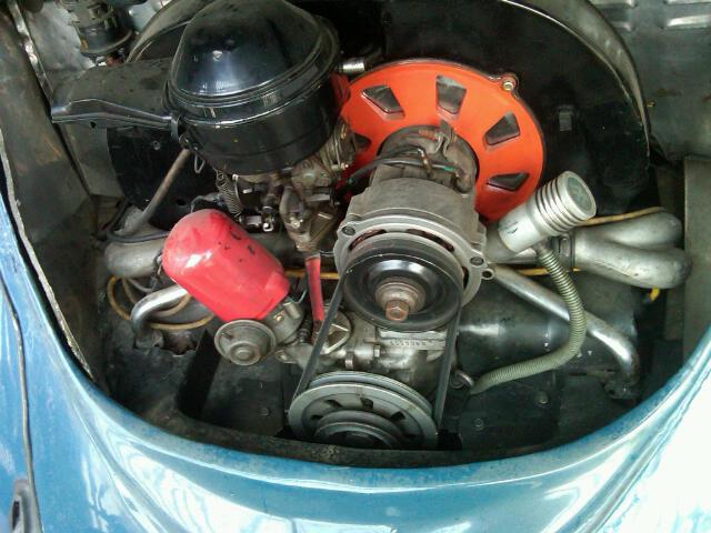 VW kodok th '61 istimewa (surabaya)