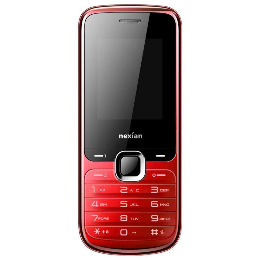 New Nexian G236 Colorbox Dual GSM Termurah