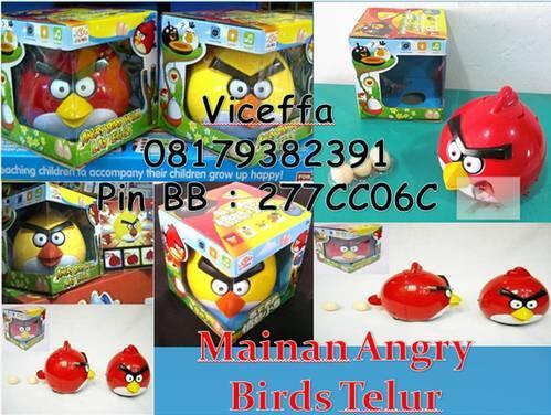 Terjual Jual Mainan Angry Birds Bisa Bertelur Grosir Ecer Reseller Dropship Murah Unik Cina Kaskus
