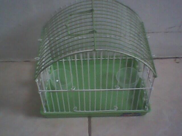 Perlengkapan Hamster baru dan bekas (Murah !)
