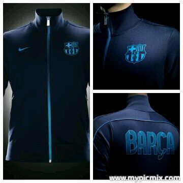Jaket Club Bola
