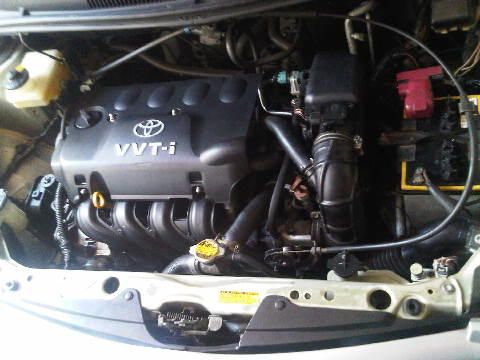 "For Sale Toyota IST 1500cc 2004 ""Jok Kulit, HID"""
