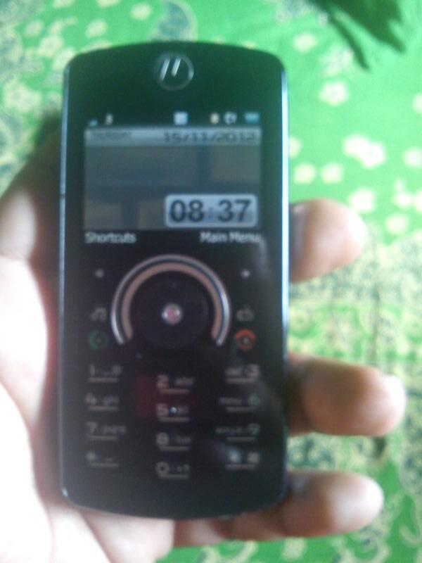 WTS Motorola Rokr E8 Super Langka Mulus...Solo & Semarang