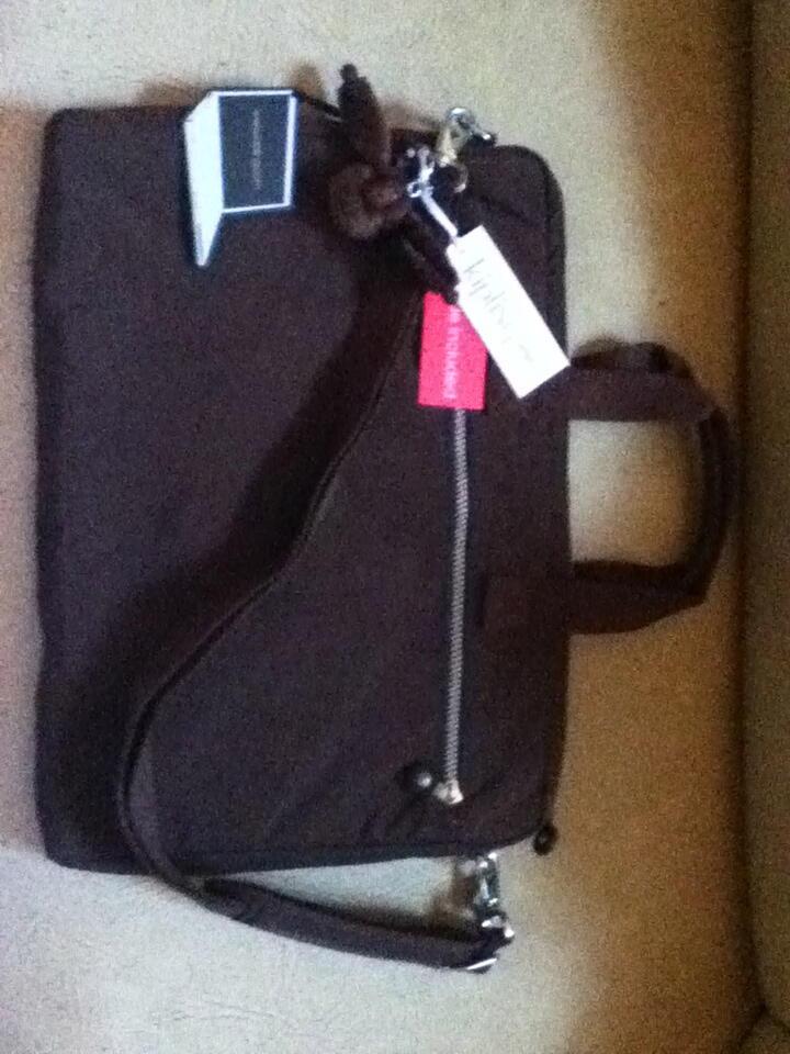 cp  082123543951 Laptop bag Kipling Heddo up to17 inch ORI 8c93fc0817