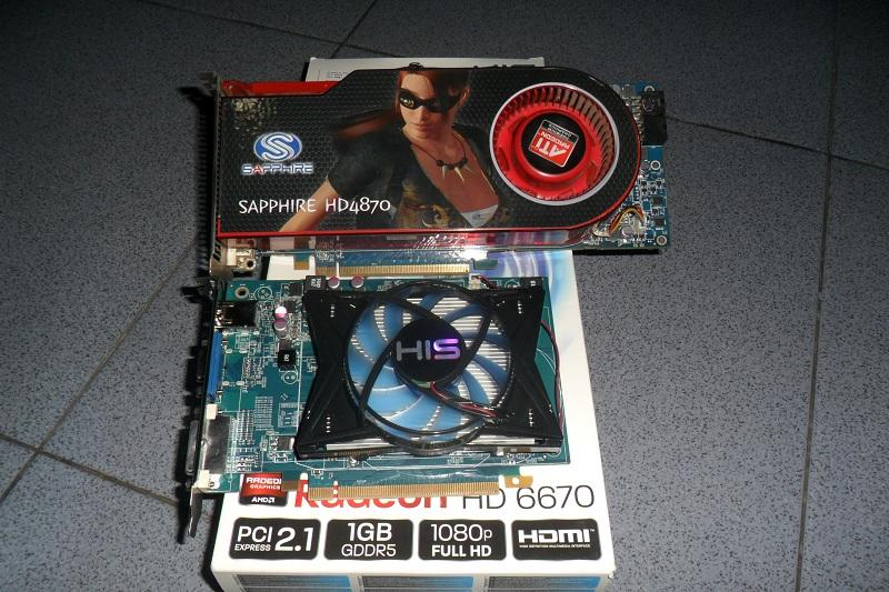 Murah! HD6670 DDR5 dan HD4870 DDR5! Si Irit dan Si Monster!