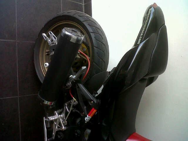 Jual Cepat Ninja 250R Full Modif (High Class) Semarang
