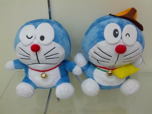 Jual Boneka Couple Hello Kitty, Teddy bear, Rilakkuma, Doraemon ( Dpinx Collection )