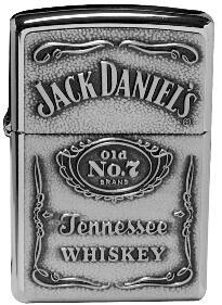 **LELANG** ZIPPO 250JD JACK DANIELS EMBLEM..Banyak Stock Type Lain..ORI & NEW