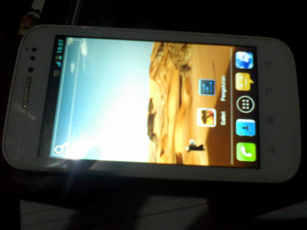 WTS IMO S88 Discovery, rooted (bandung)