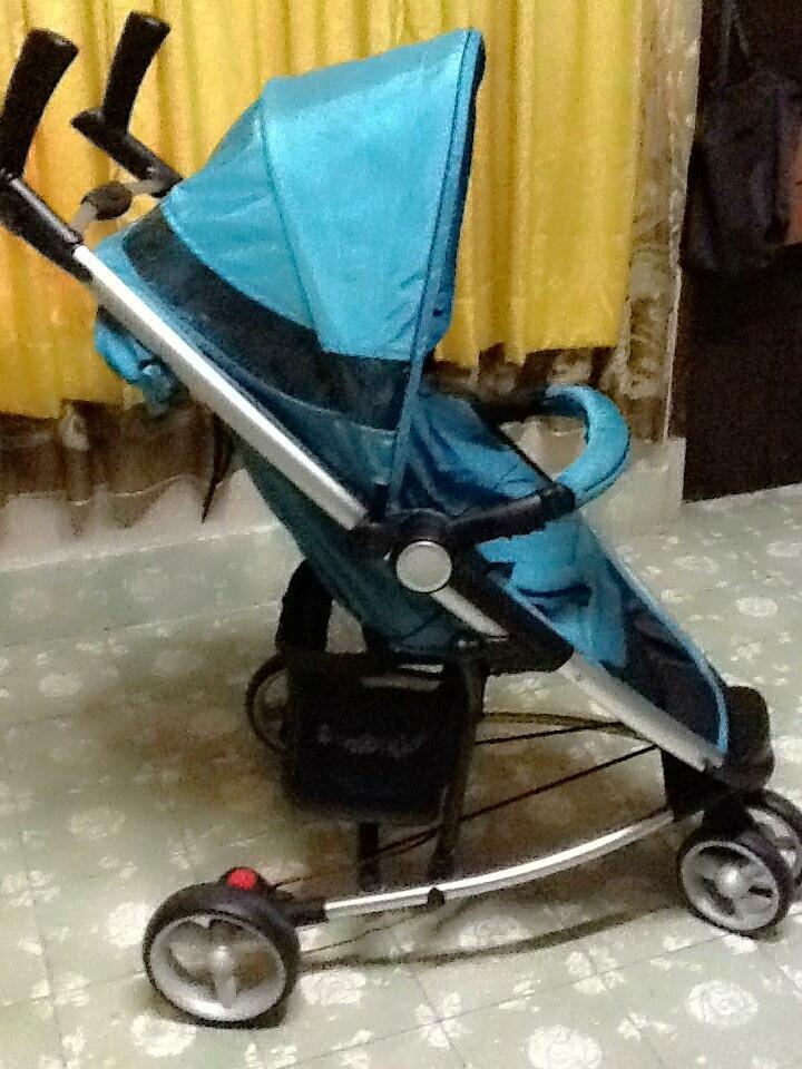 WTS BABY STROLLER ELLE ( kereta bayi / dorongan bayi )