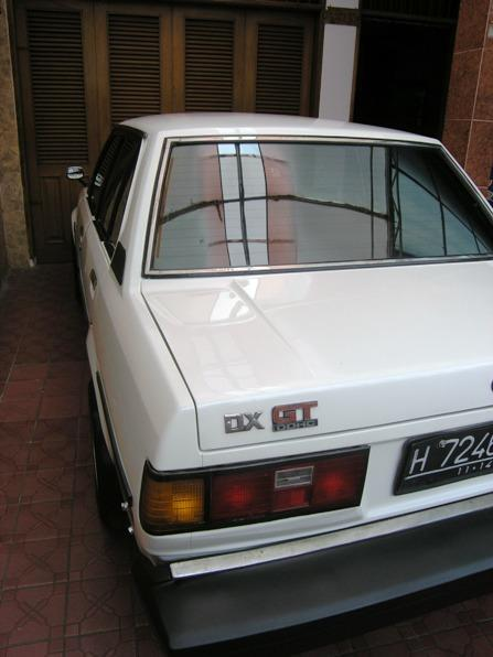 corolla DX 82 GT Style