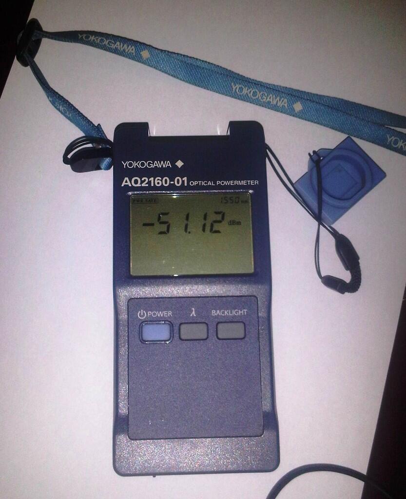 Optical Power Meter YOKOGAWA