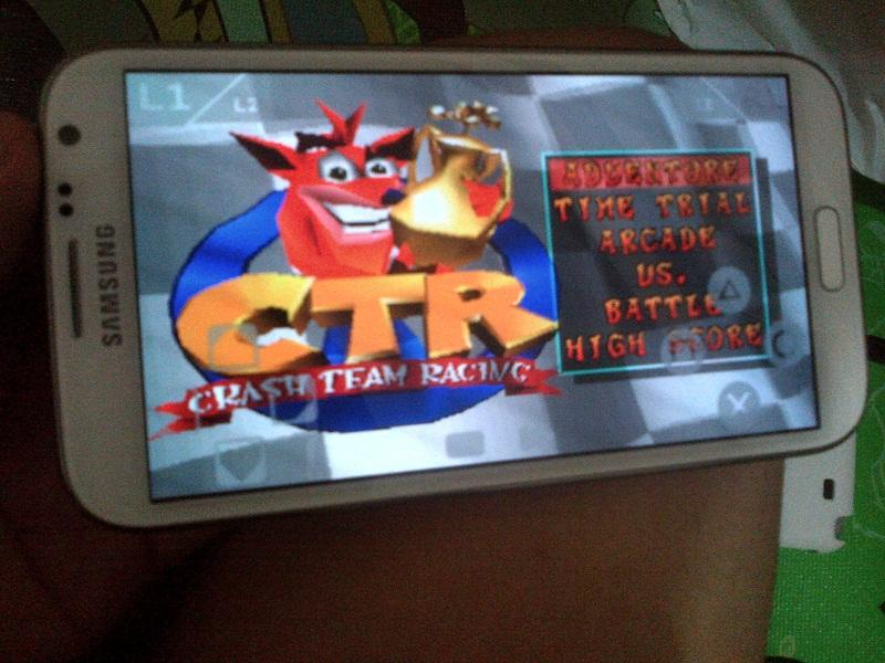 GAME PSX FOR ANDROID SMARTPHONE