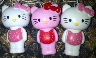 grosir china, barang unik, kipas hello kitty, fan hk, mini fan kitty