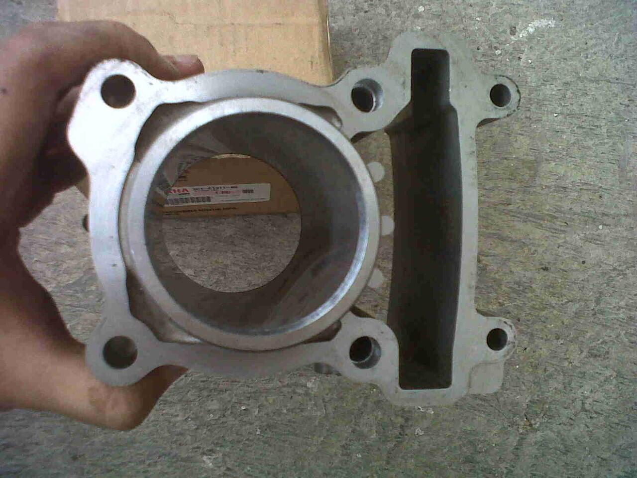 [bongkar gudang] Cylinder Block Ori Jupiter MX old 2nd muluusss