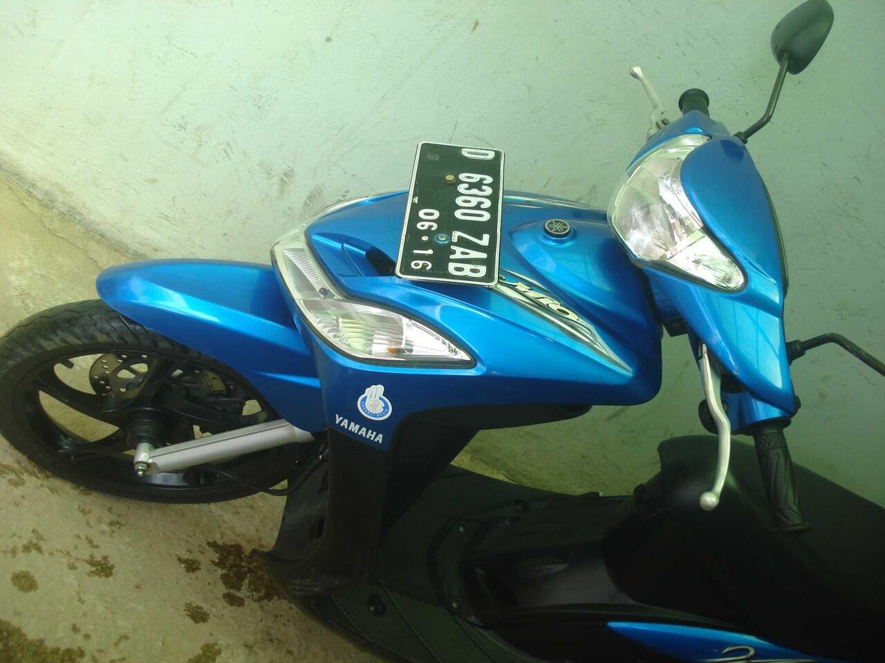 Yamaha Mio 2011 Bandung