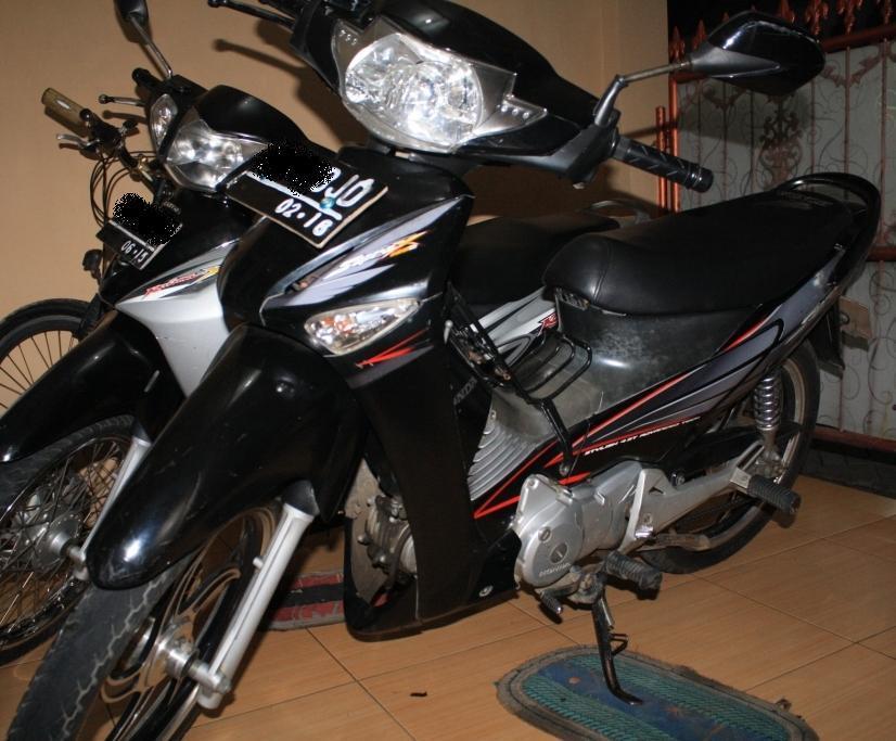 Jual Supra X 125 Tahun 2006