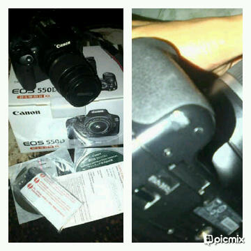 WTS,dijual Canon 550D good condition,DSLR CANON 550D