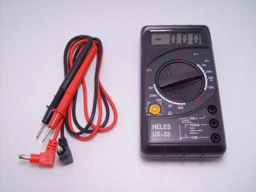 MULTIMETER D UK-33TR