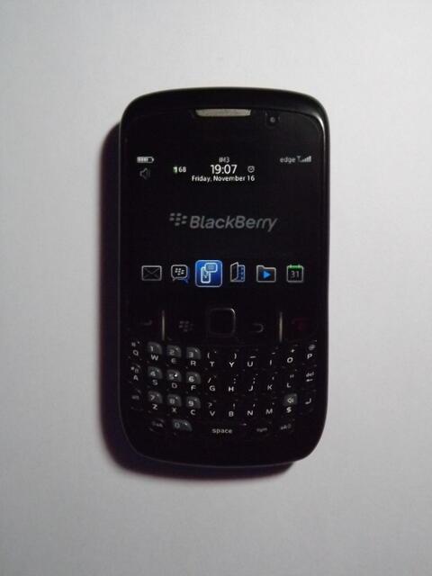 Jual blackberry gemini 8520 bandung