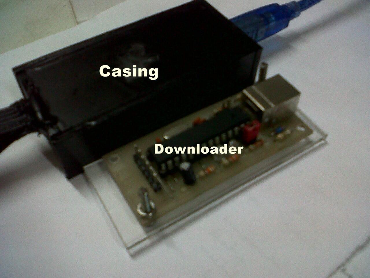 Downloader for usb