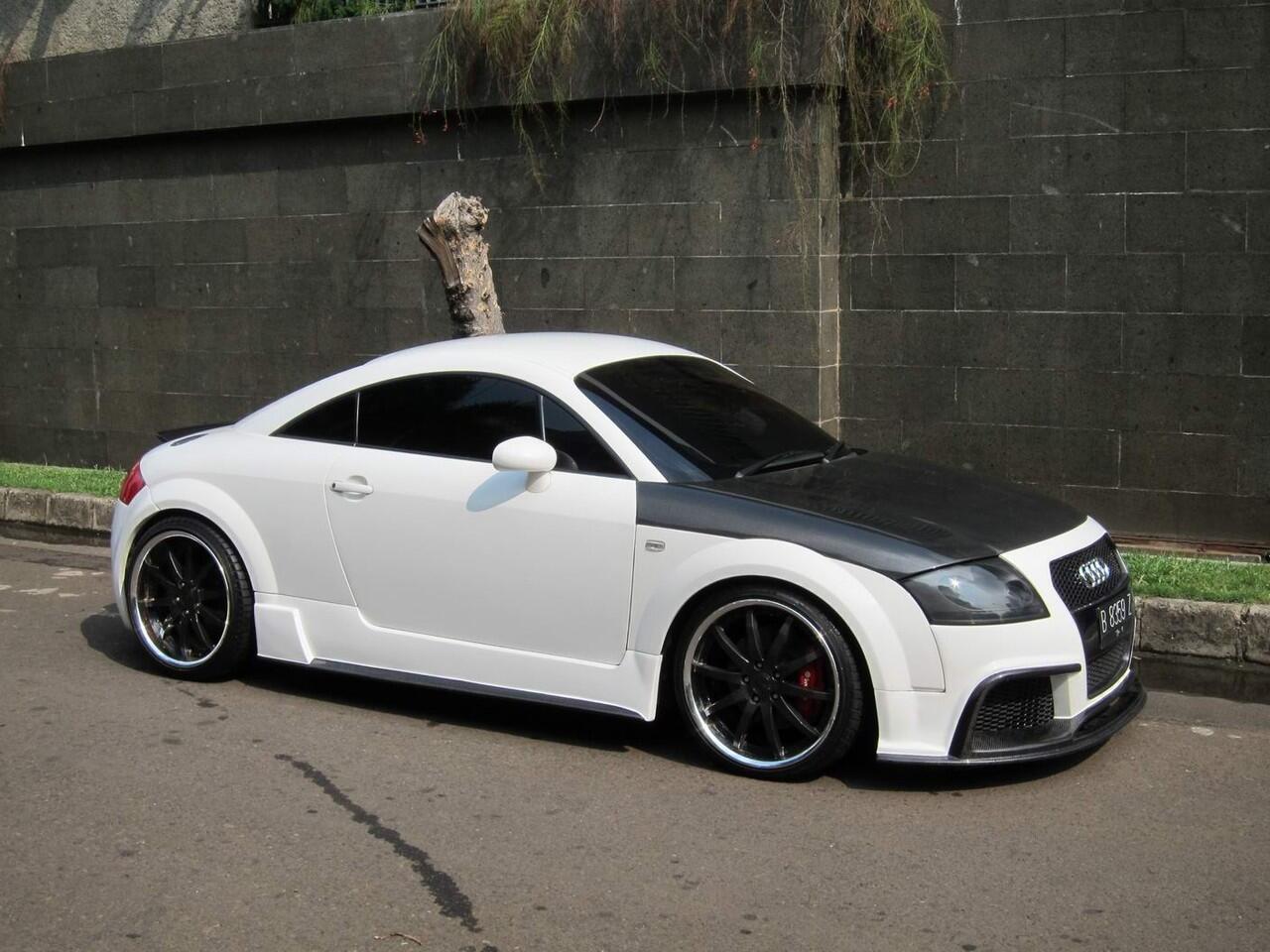 Top Gambar Modifikasi Mobil Audi Otto Modifikasi