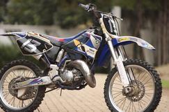 Jual Yamaha YZ125 1999
