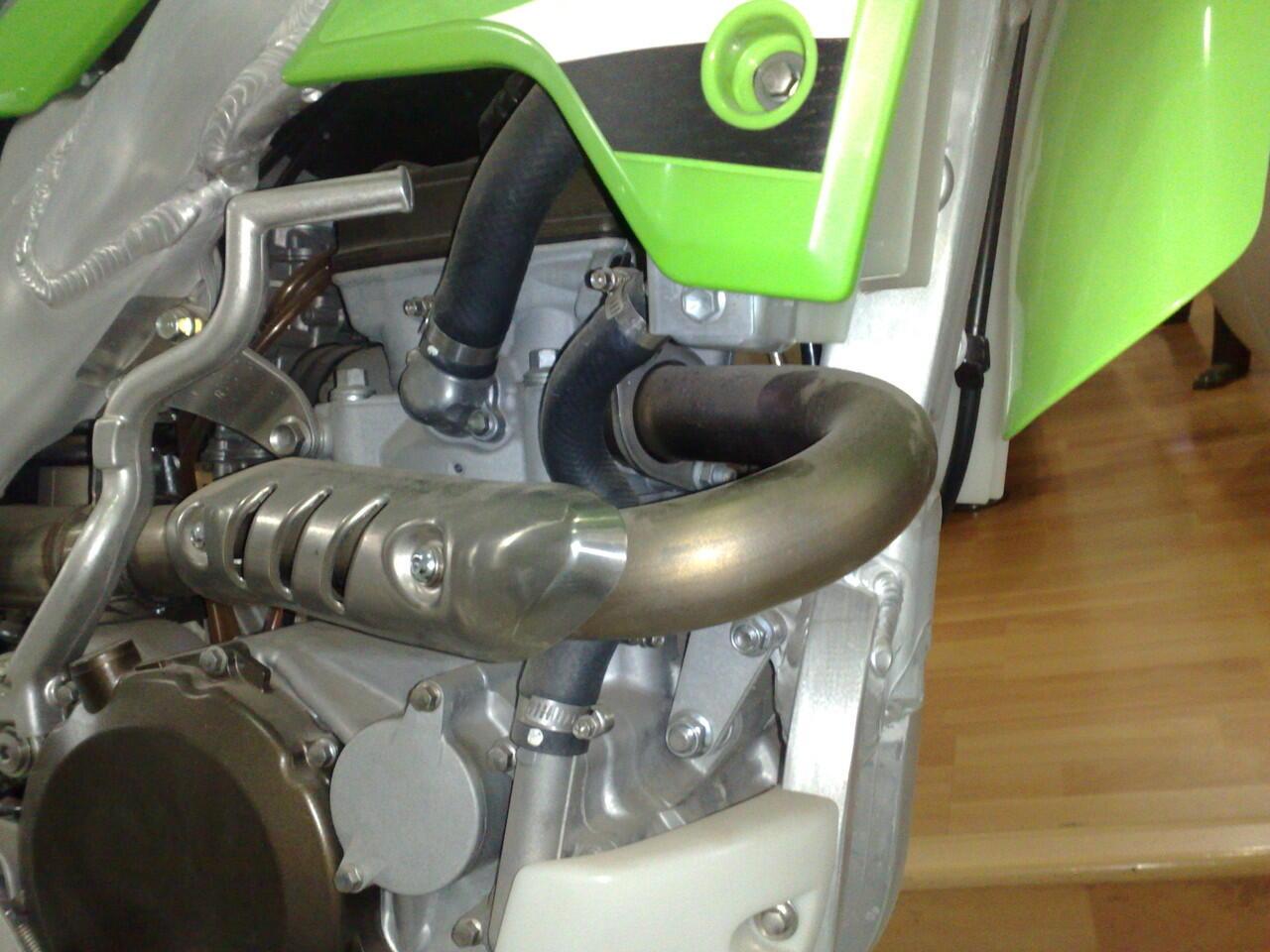 Jual Kawasaki KX450F-Brand New