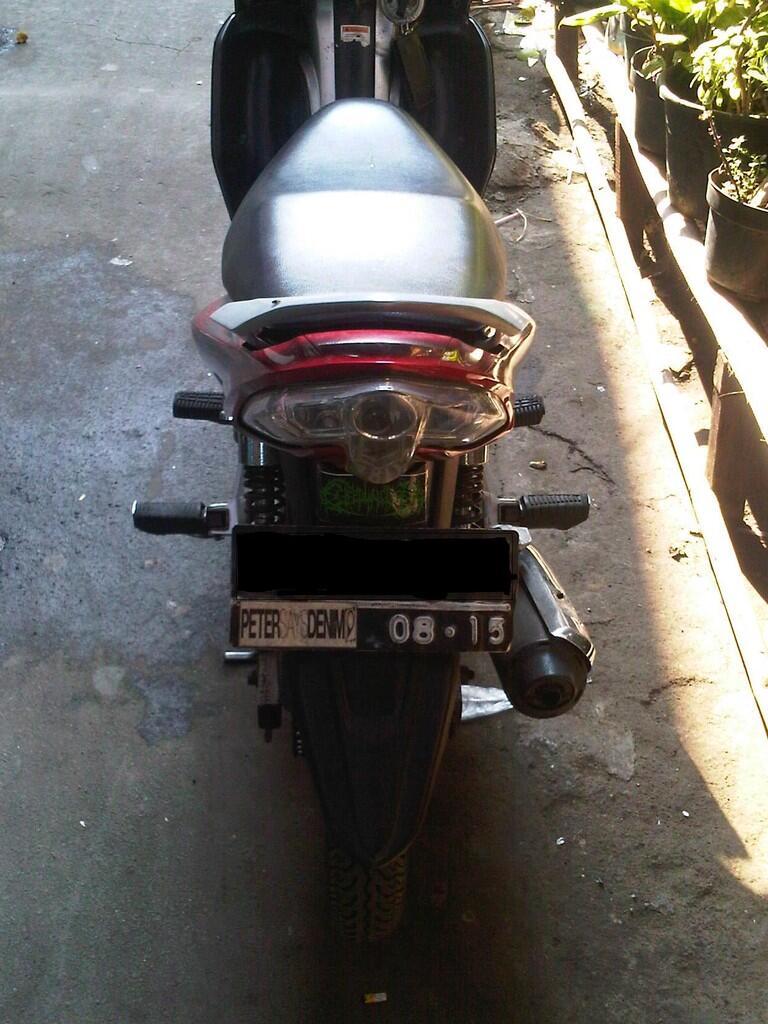 Jual Cepat Kilat Yamaha Jupiter ZR 2010