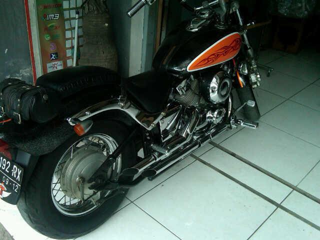 Moge Yamaha Dragstar 400cc Tahun 1998