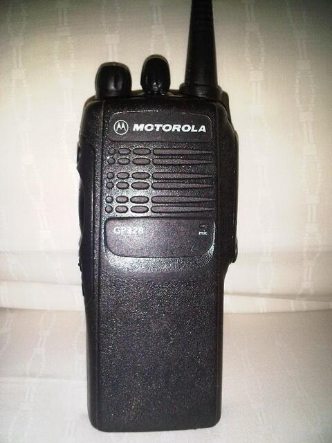 HT Motorola GP328 UHF