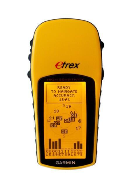GPS Garmin Etrex H 1 / 7262