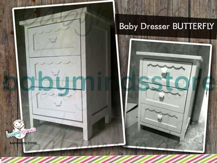 baby dresser, baby tafel, baby box BABYMINDS STORE