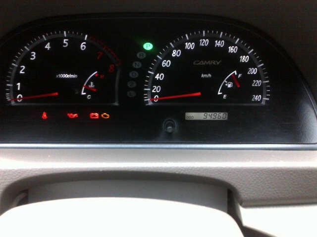 Toyota Camry 2006 2,4 A/T Mulussss... Masuk gan... :thumbup