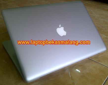 Jual Laptop Bekas Apple MacBook Pro 5,1 (A1286) for Design/ Gaming Malang
