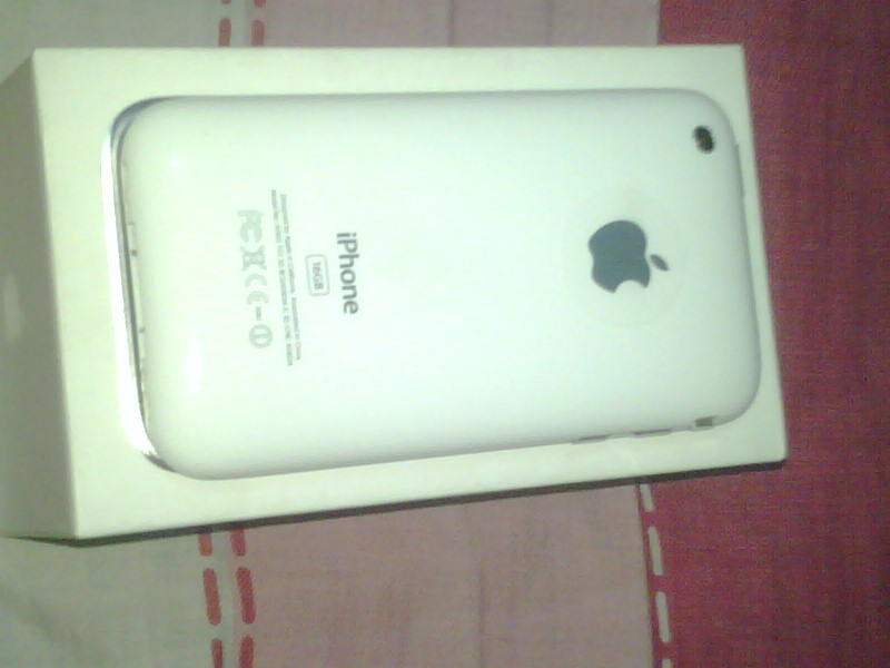 Want To Sell iPhone 3GS 16GB FU White