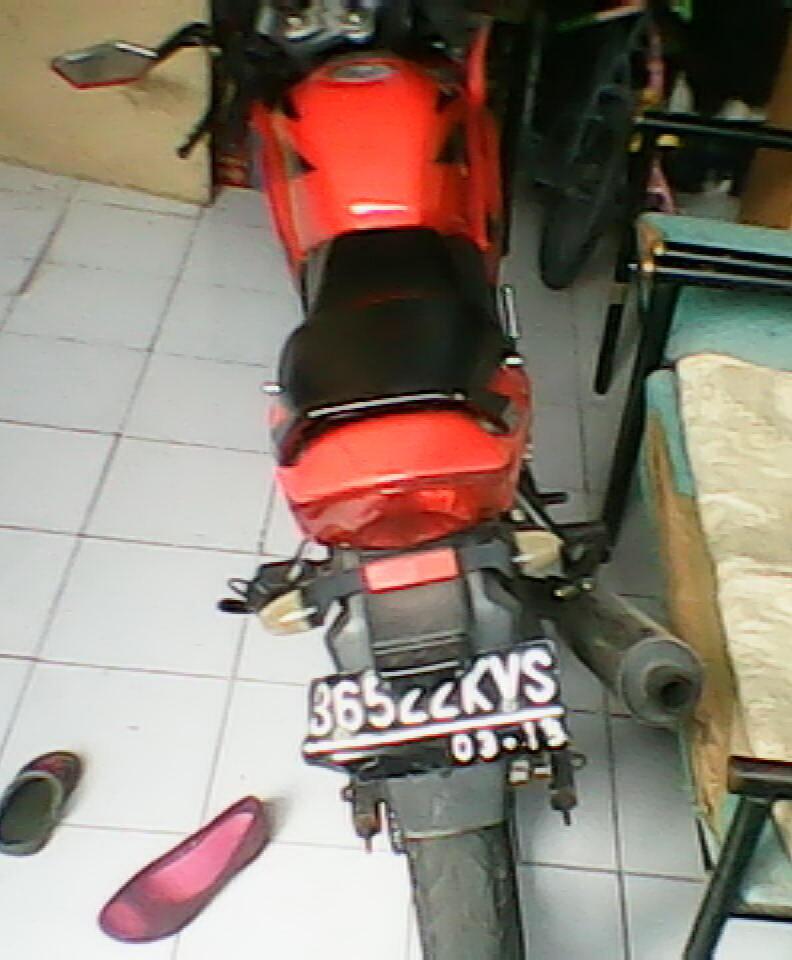Minerva 200Cc Thn 2010 Merah