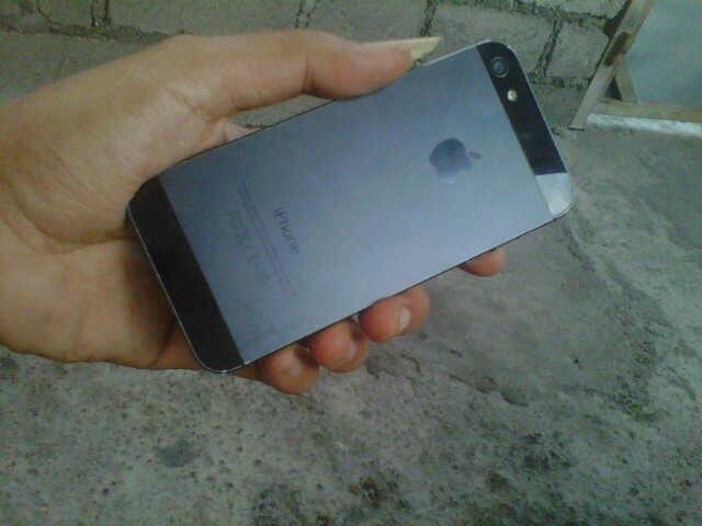 Iphone 5 64gb batangan scond 9jtan