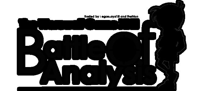 [Board Game] The Werewolf Games XXII : Battle of Analysis