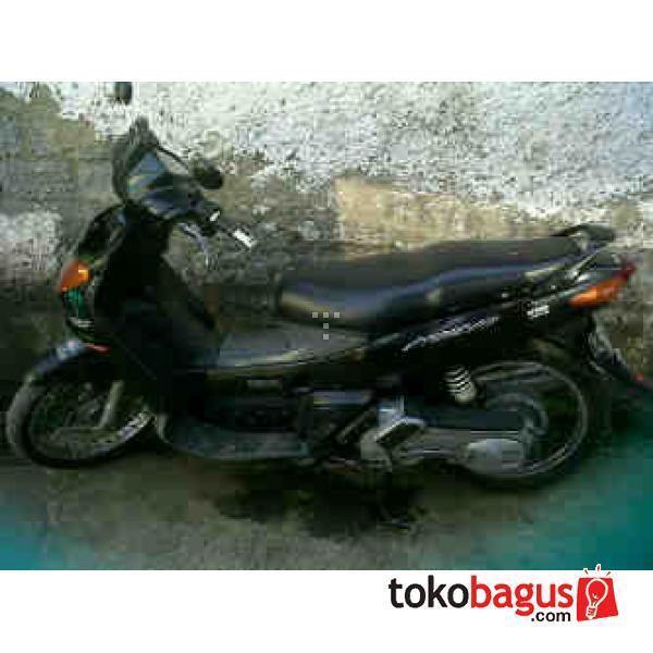 Yamaha Nouvo Black 2003 Bandung