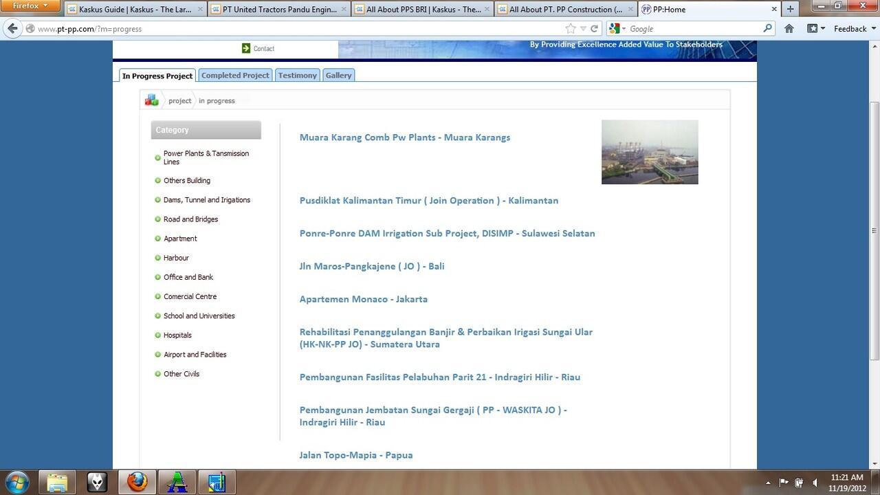 All About PT. PP Persero (Pembangunan Perumahan) Tbk.